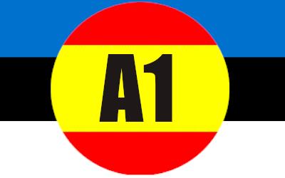 Hispaania keele algkursus A1 internetipõhine e-õpe