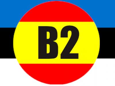 Hispaania keele kõrgema kesktaseme kursus B2 internetipõhine e-õpe